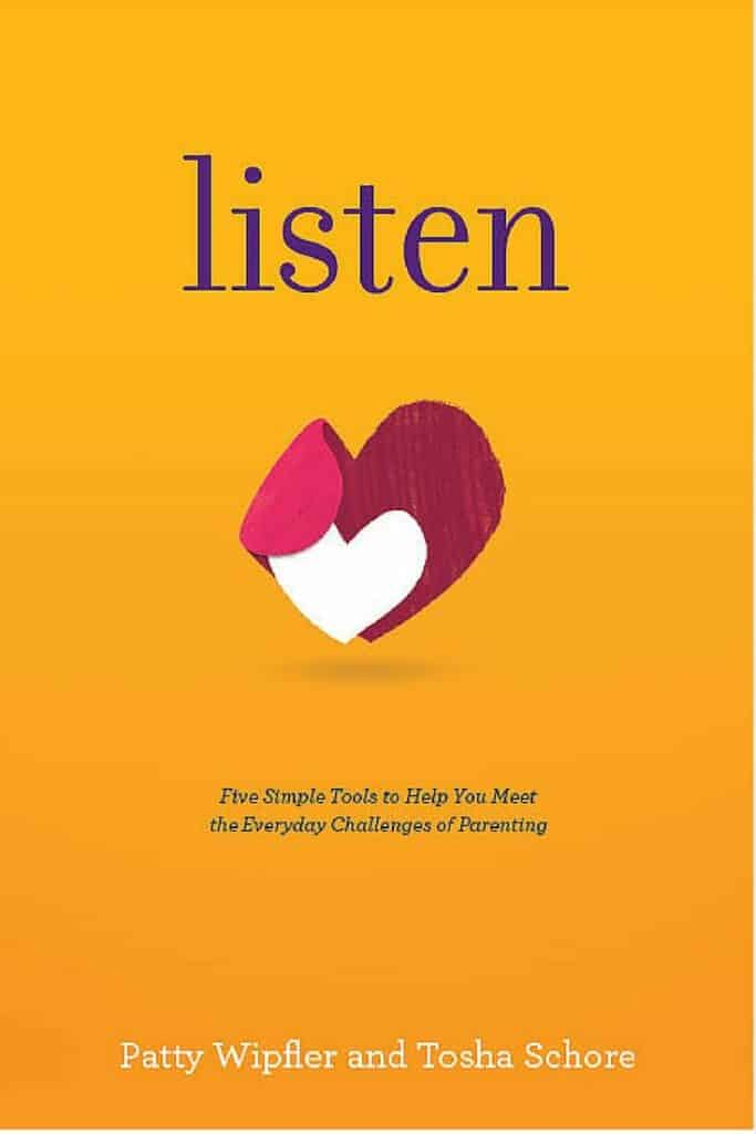 Book Listen by Patty Wipfler and Tosha Schore