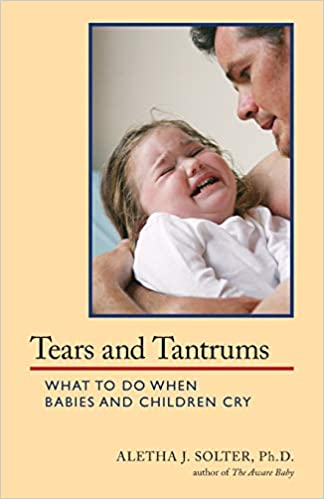 Tears and tantrums - book cover